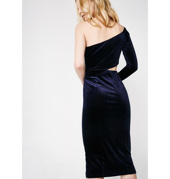 Keep It Low Dress