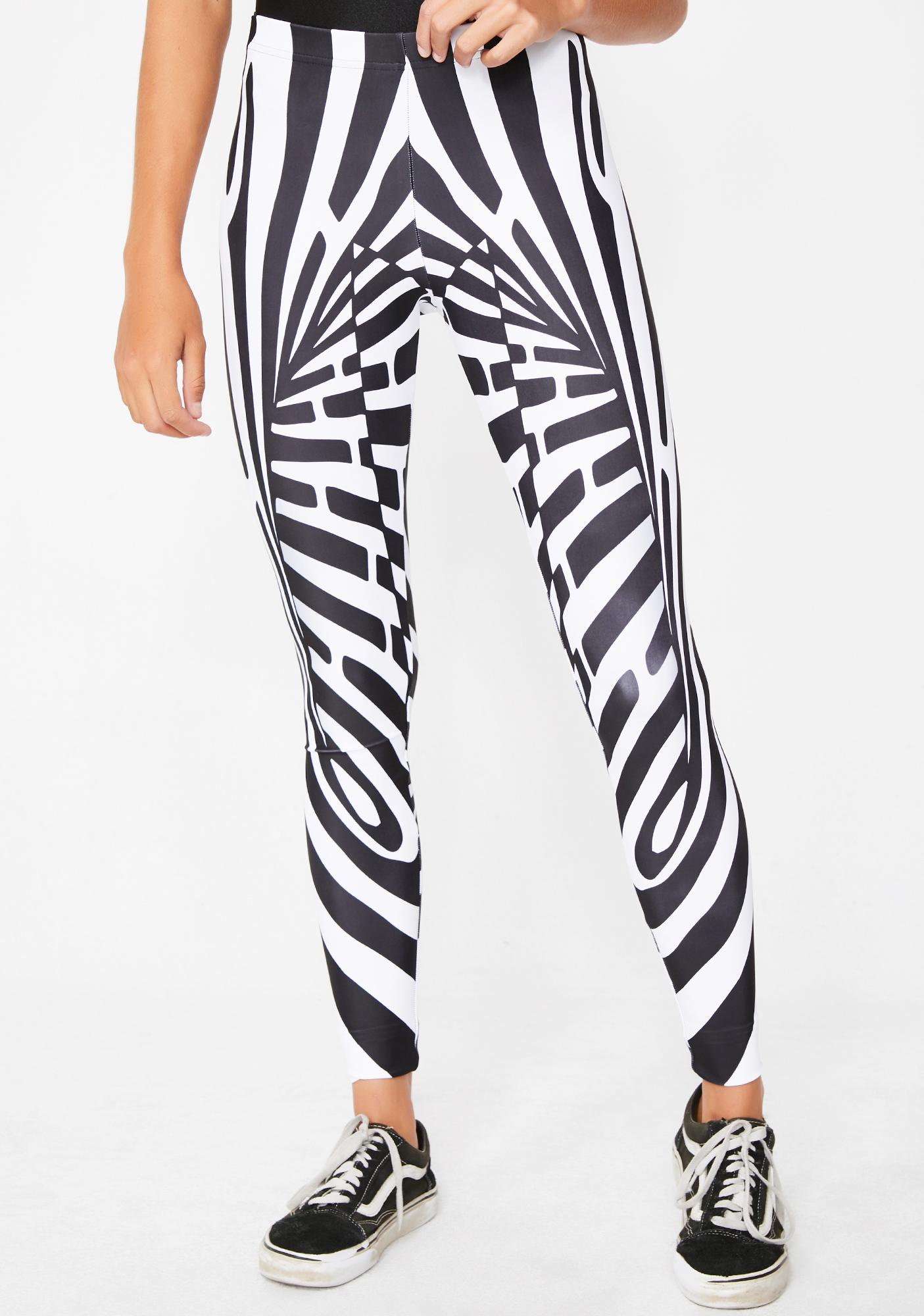 Badinka Illusion Leggings
