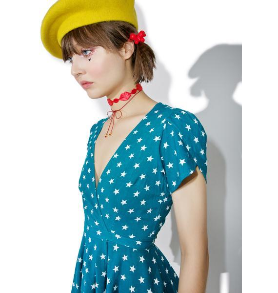 Motel Starry Avela Dress