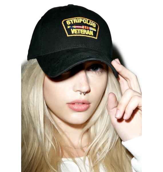 Reason Strip Club Veteran Dad Hat