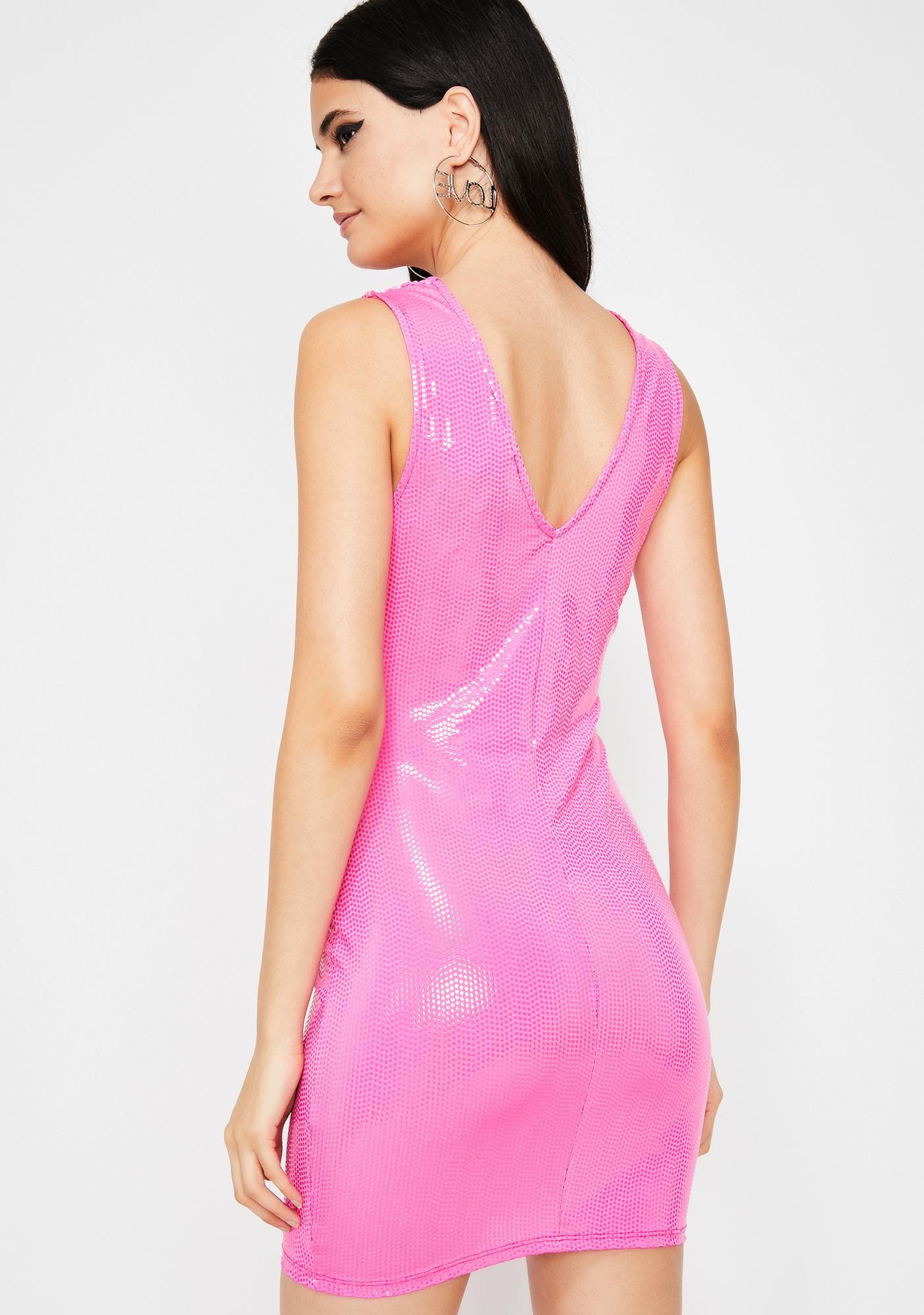 Glam Galore Mini Dress