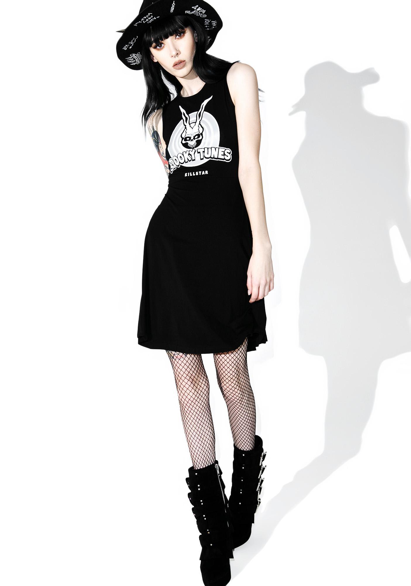 Killstar Donnie Skater Dress