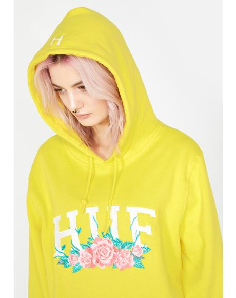 City Roses Pullover Hoodie