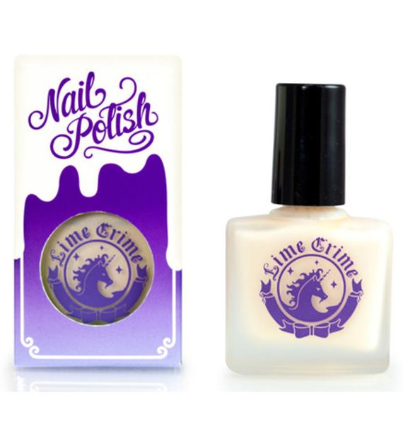 Lime Crime Milky Ways Opaque Nail Polish