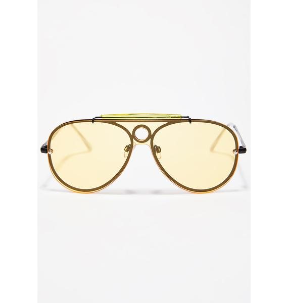 Escapade Babe Aviators