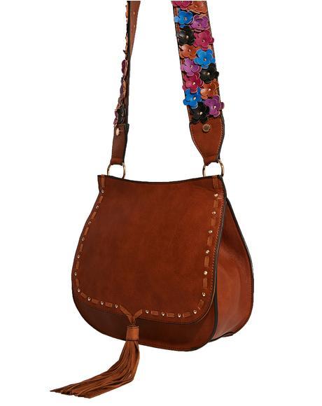 Selena Floral Crossbody Bag
