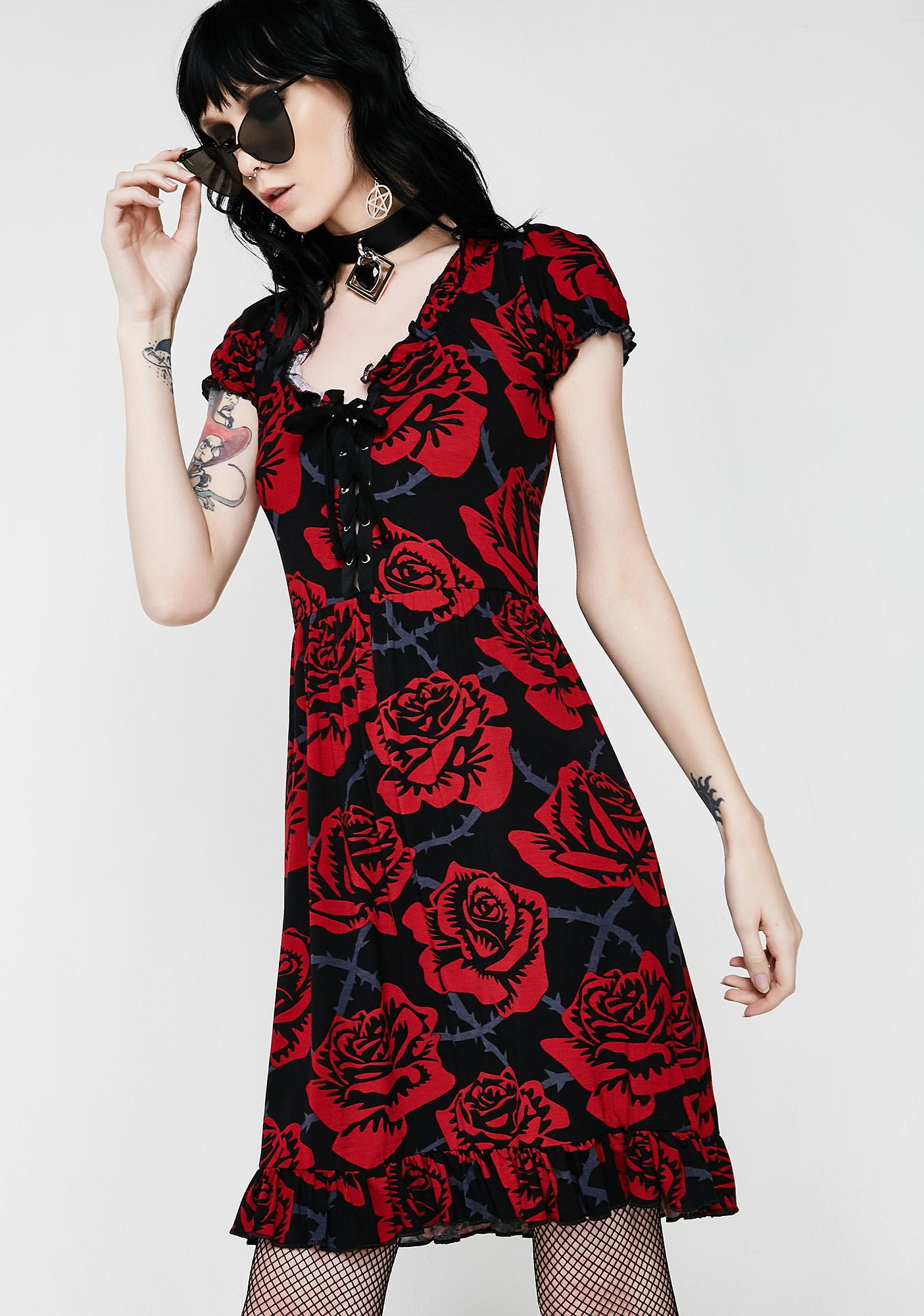 Killstar Eden Doll Dress