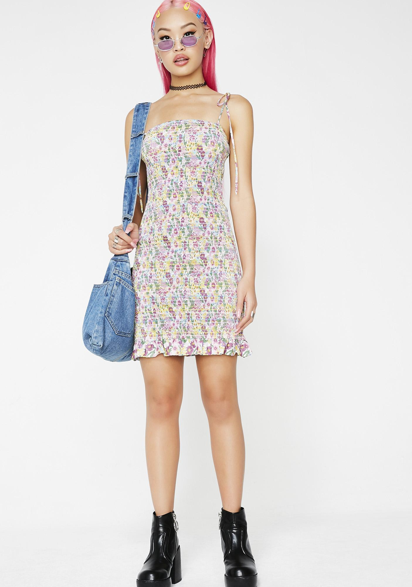 Girlz Only Garden Dress