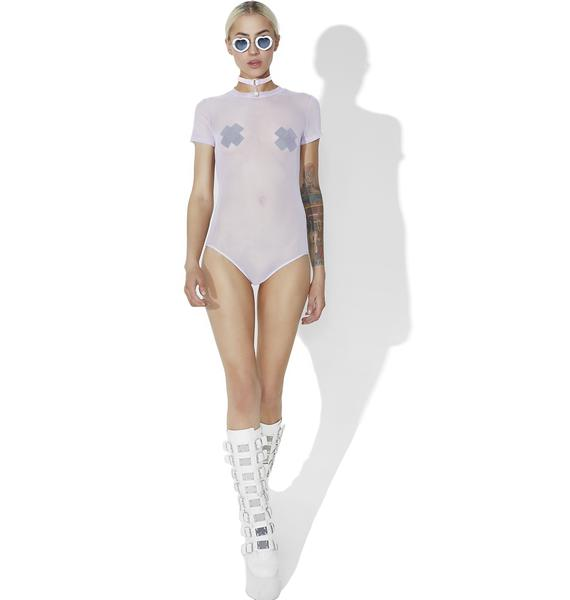 Hard Candy Mesh Bodysuit