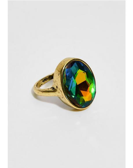Gem Piece Ring