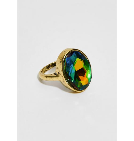 Gem Piece Ring