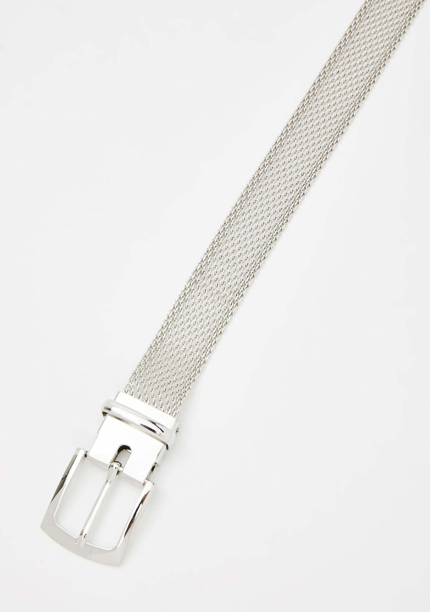 Bad Habitz Buckle Choker