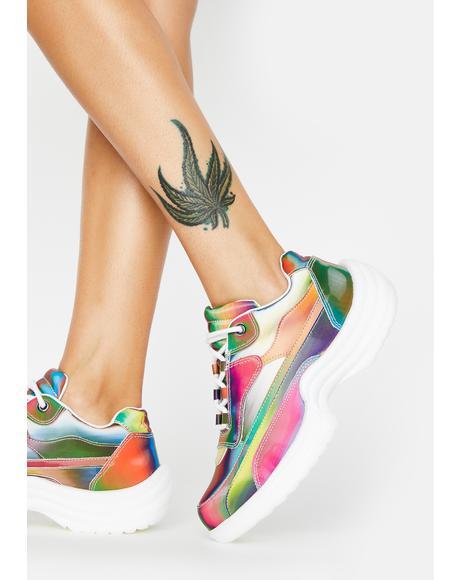 5D Transcending Flyh Lo Sneakers