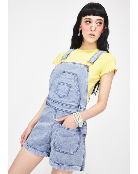 Back In The Day Dungarees
