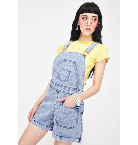 Cute Mistake Back In The Day Dungarees