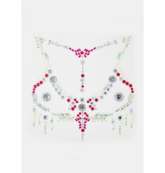 Hypnotic Illusion Body Gems