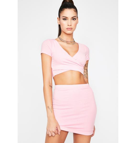 Lowkey Thottie Skirt Set