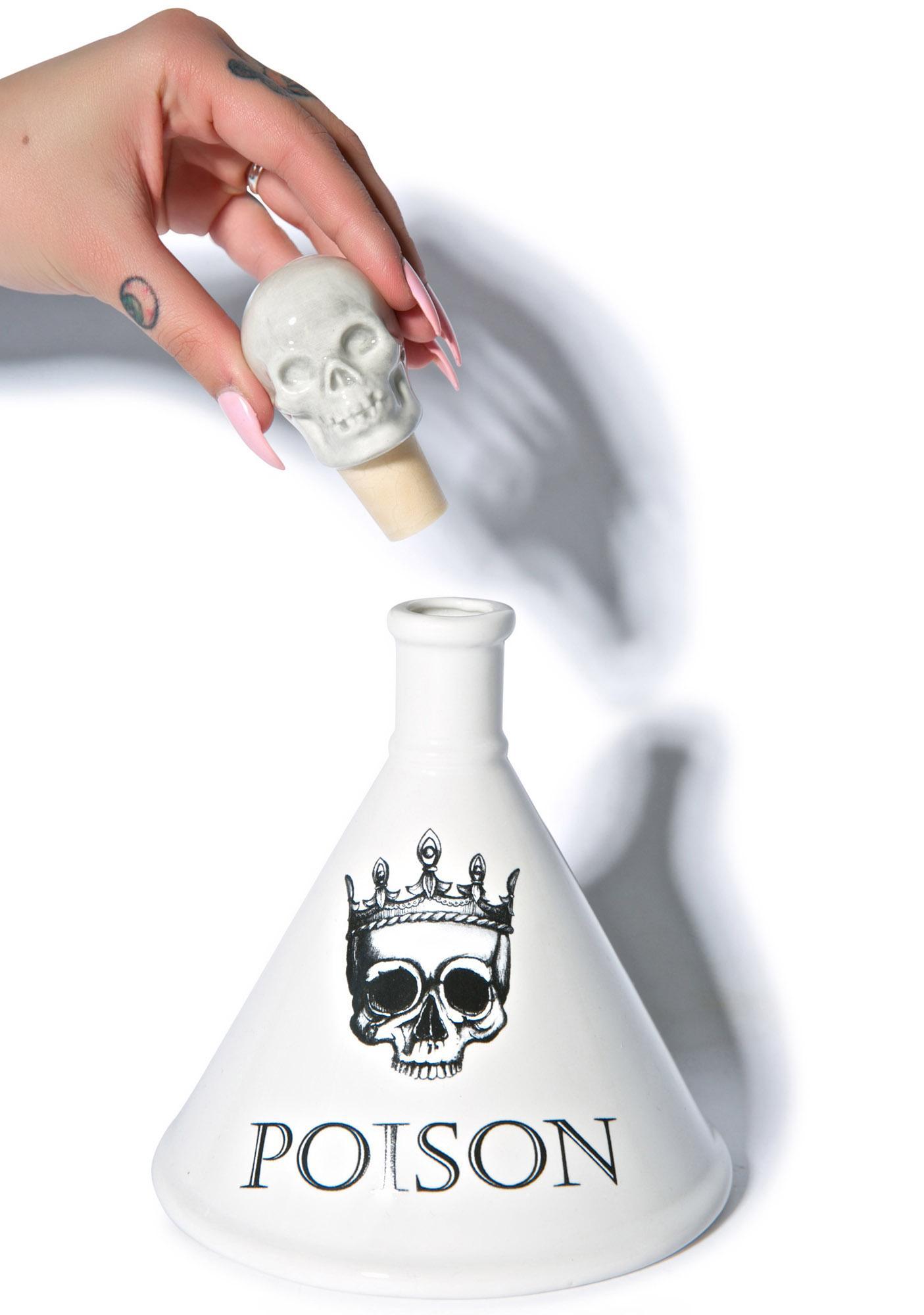 Let the Poison Spill Bottle
