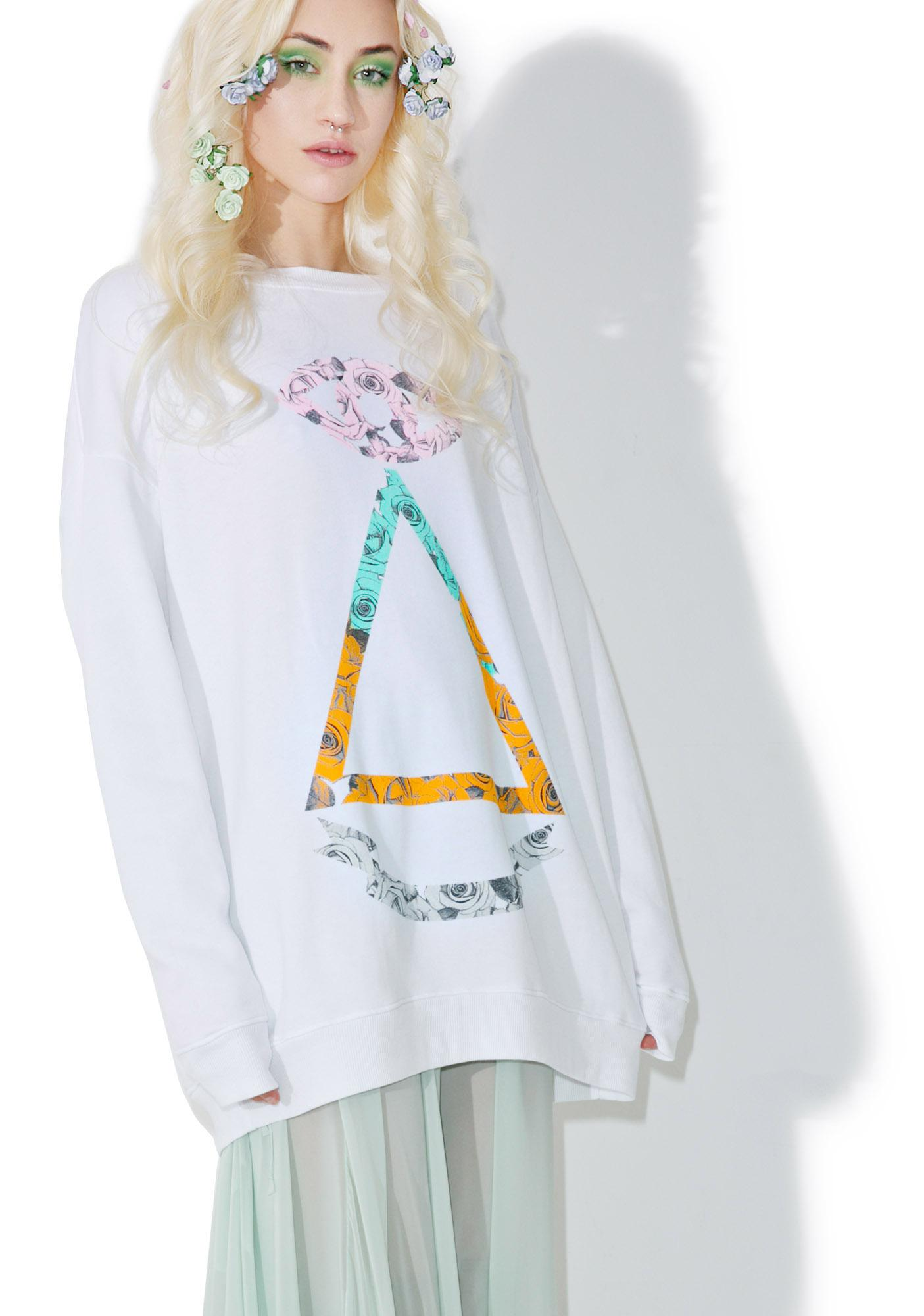 Wildfox Couture Secret Society Roadtrip Sweater