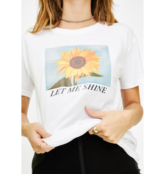 Minga Let Me Shine Graphic Tee