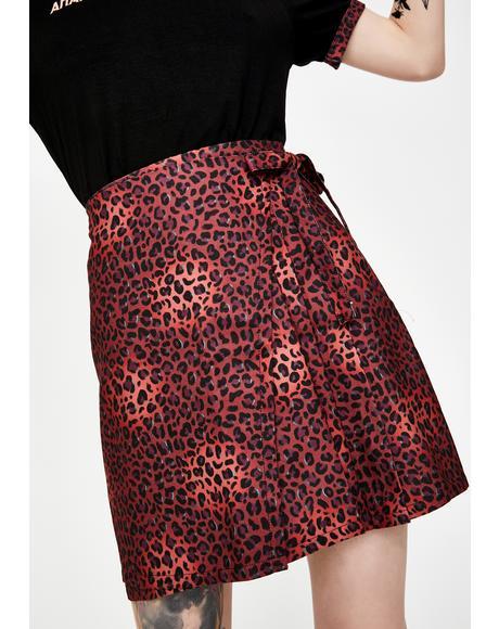 Riot Girl Utility Skirt