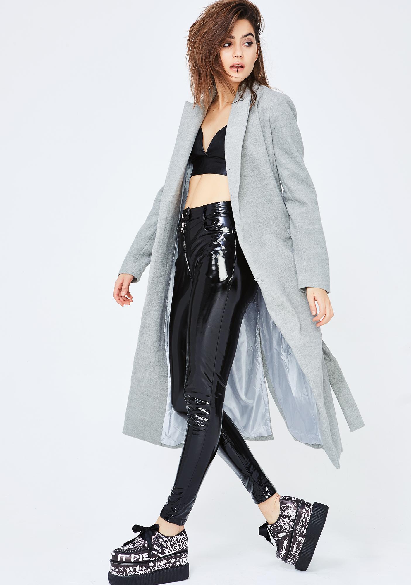Meet N' Greet Coat