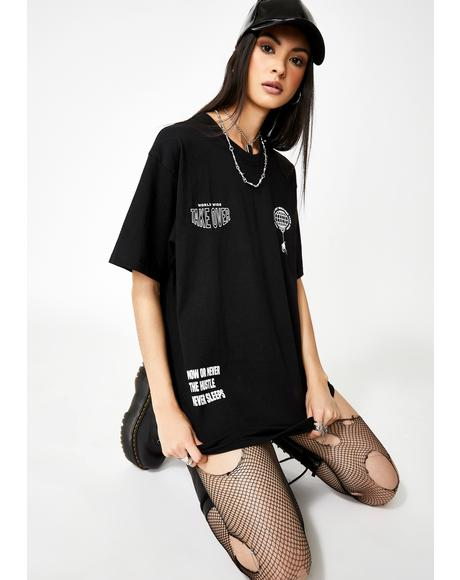 Trap House Graphic Tee