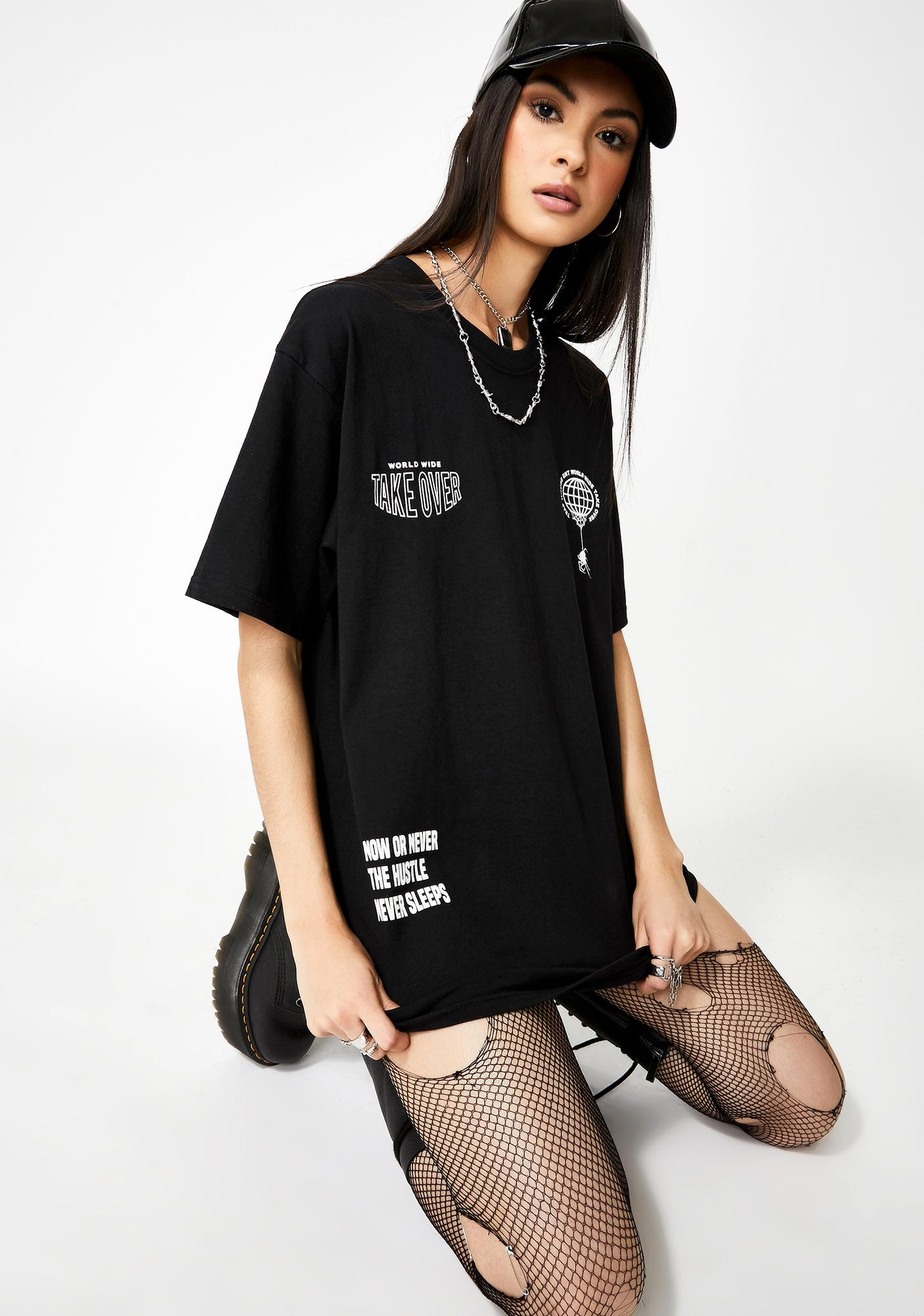 ILL INTENT Trap House Graphic Tee