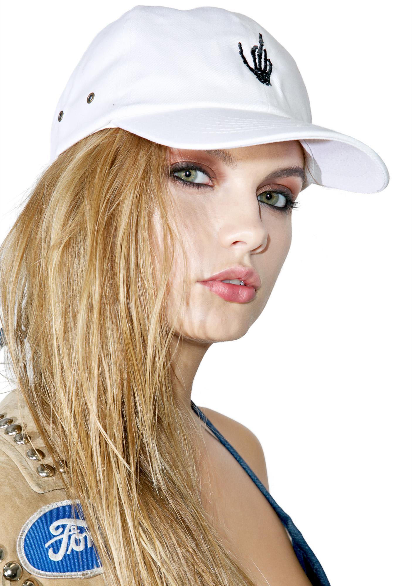 Creep Street Crisp Fuck Off Golf Cap