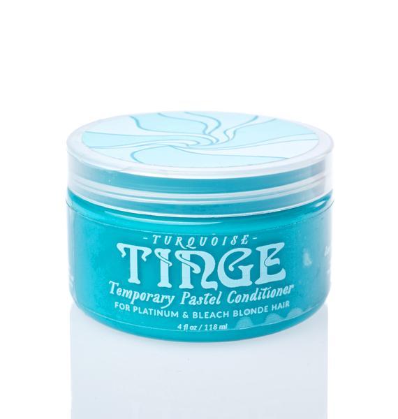 Tinge Pastel Turquoise Tinge Temporary Color Conditioner