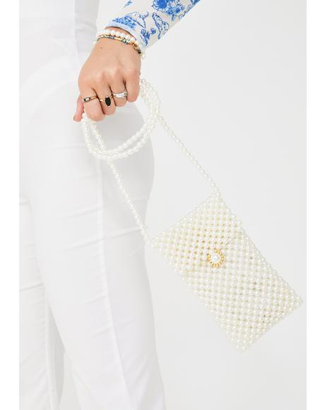 Pearly Dream Shoulder Bag