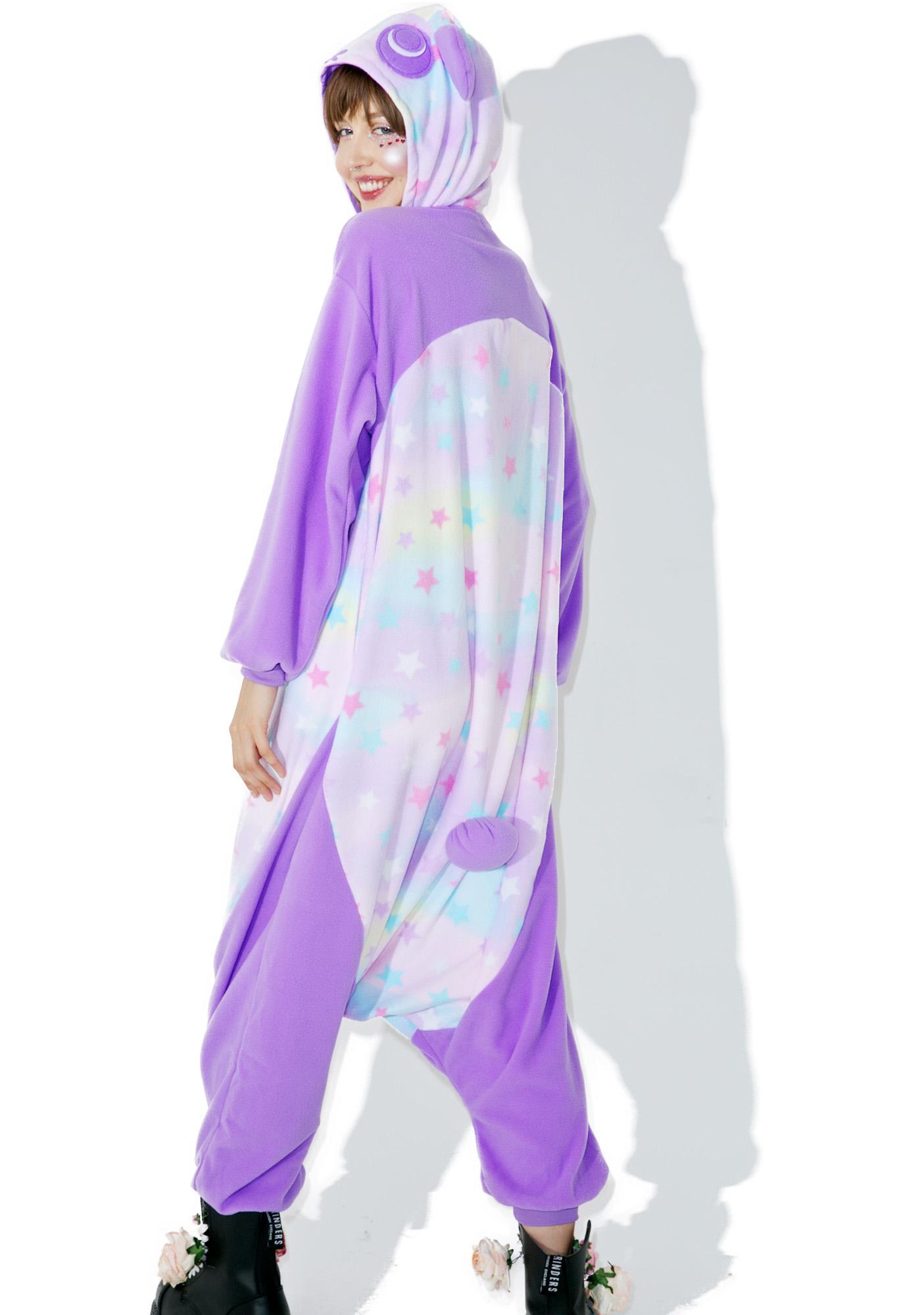 Sazac Dreamin' Pastel Panda Kigurumi