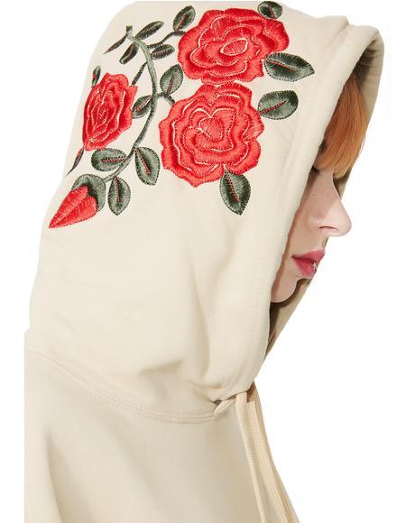 Rose Pullover Hoodie