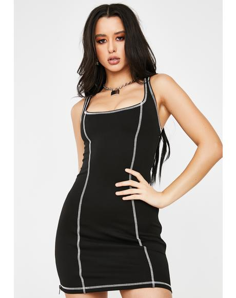 It's Called Clout Mini Dress