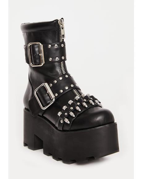 Loaded Ankle Boots
