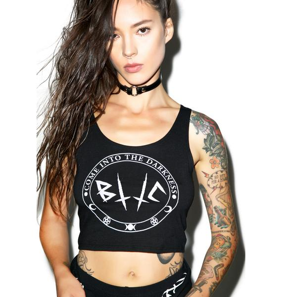 BHC Logo Crop Top