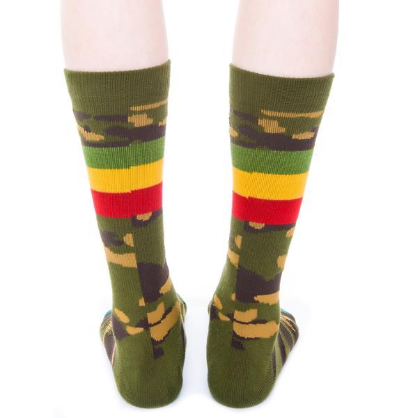 Stance Liberation Socks
