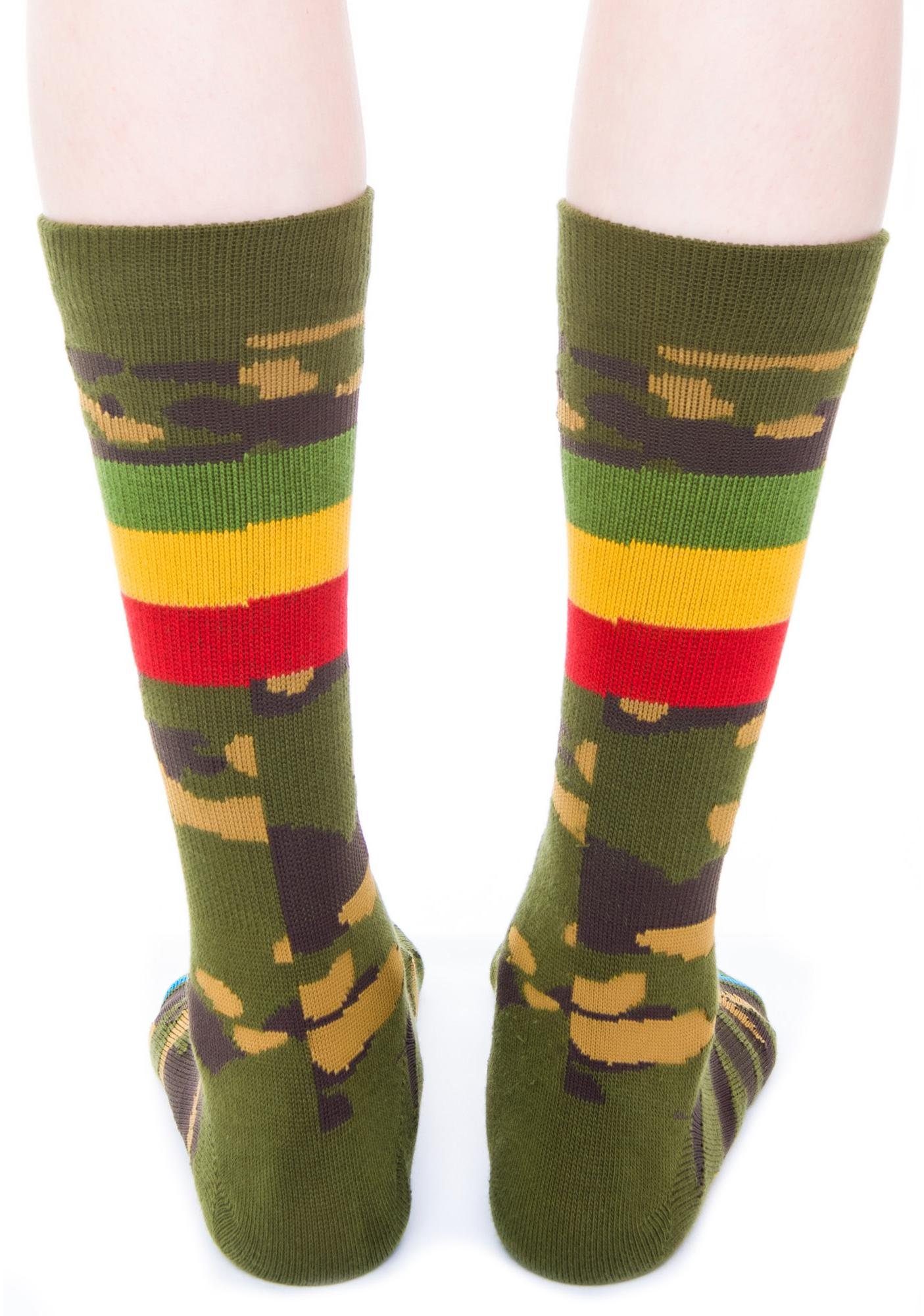 Stance Liberation Socks