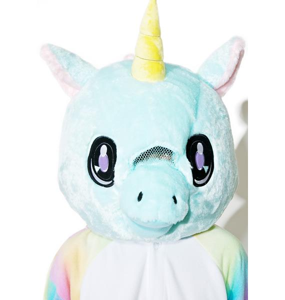 Sazac  Big Fat Unicorn Head