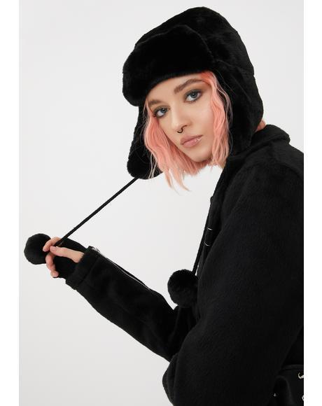 Drama Control Trapper Hat