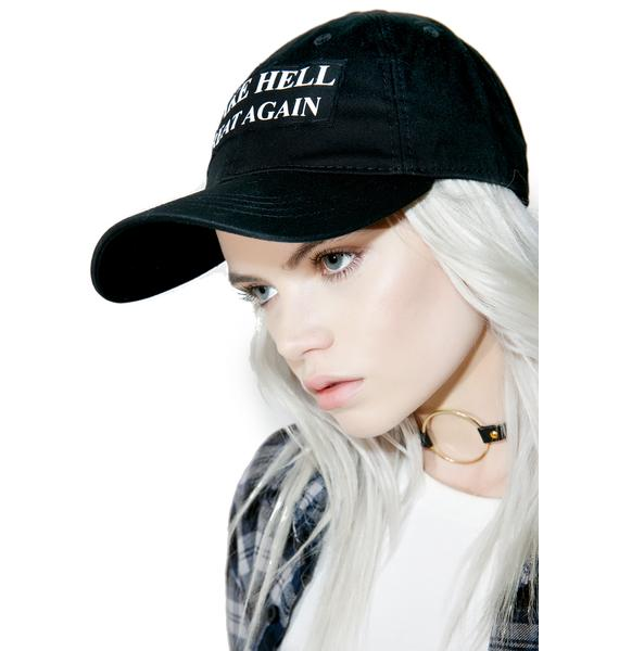 ABVHVN Make Hell Great Again Dad Hat