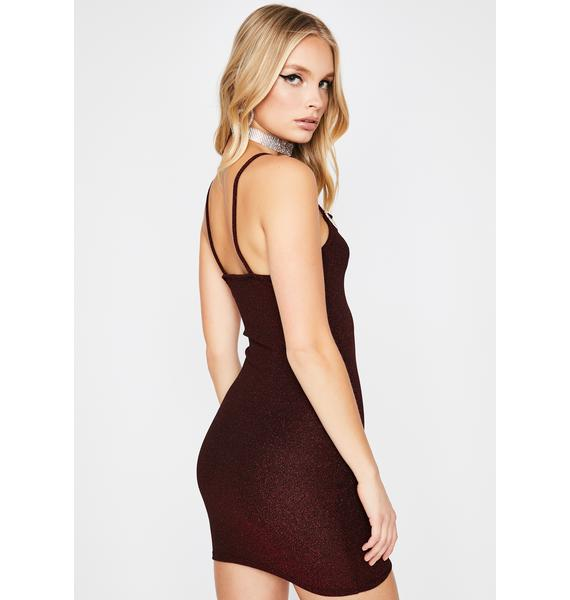Hot Love To Love U Mini Dress