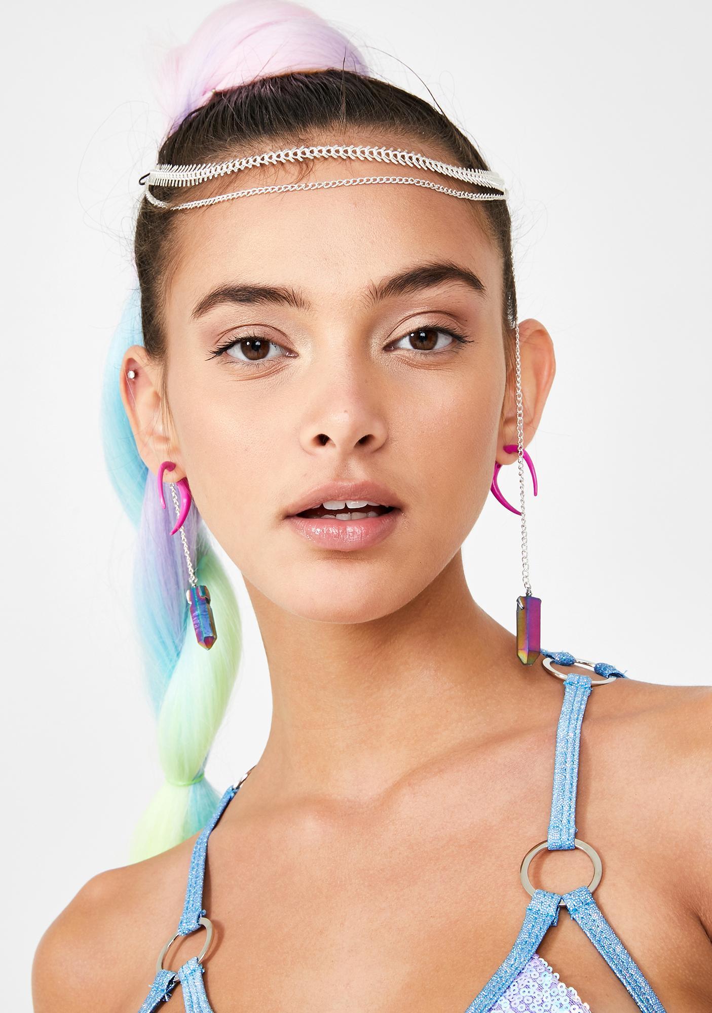 Stinnys Ora Face Chain