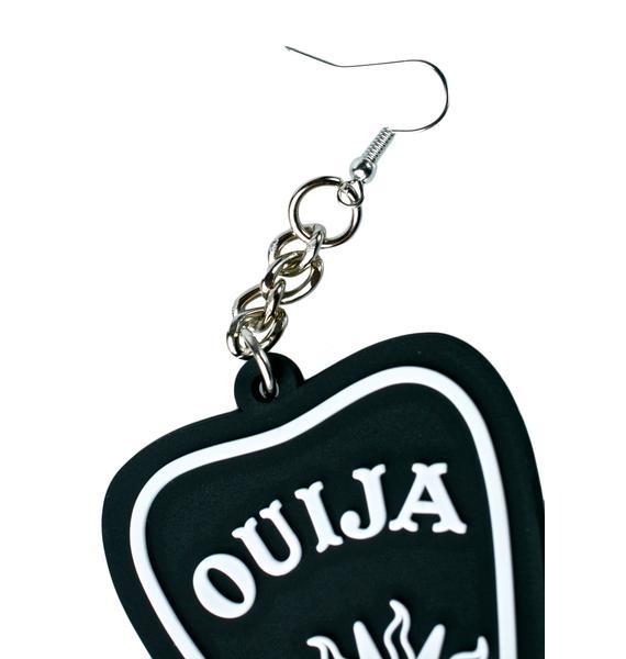 Witch Worldwide Ouija Earrings