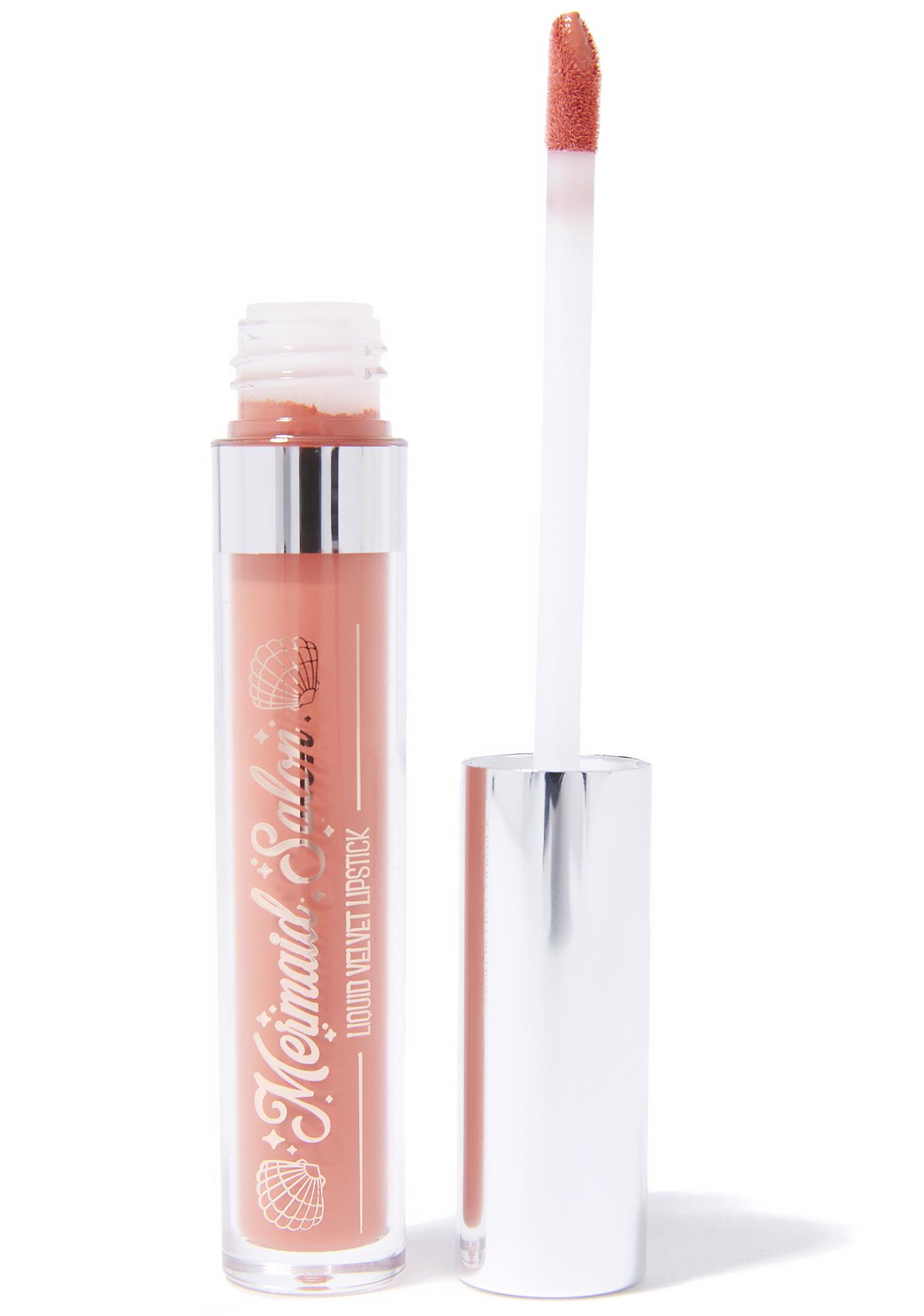 Mermaid Salon Zoe Loves Harry Liquid Lipstick