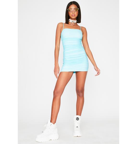 Want You Around Mini Dress