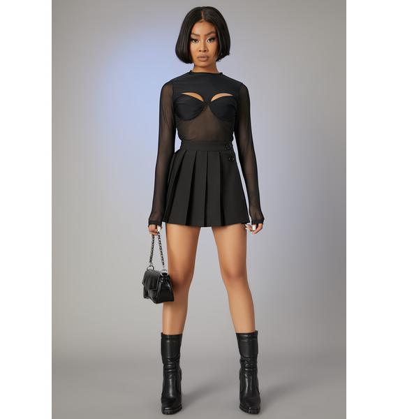 Poster Grl Show Stealer Cut-Out Top
