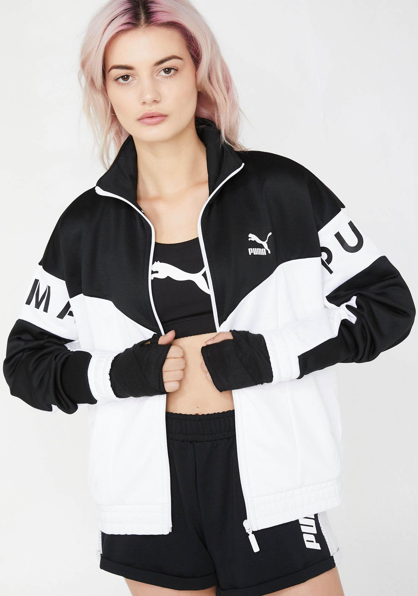 6c753c6b9 PUMA XTG 94 Track Jacket | Dolls Kill