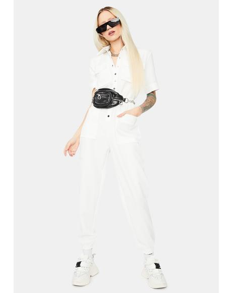 Good Generation Short Sleeve Jumpsuit