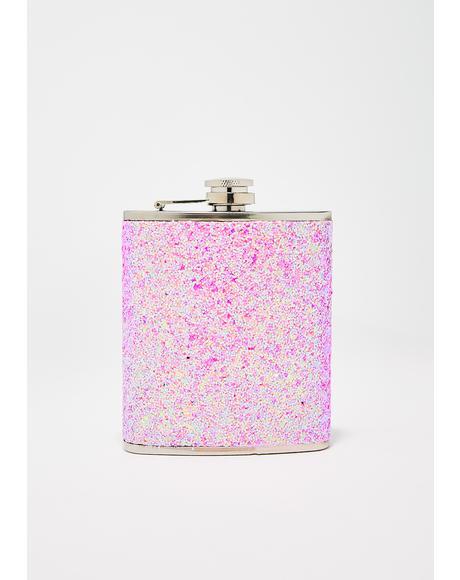 Bling Bling Flask